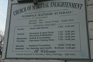 Church of Spiritual Enlightenment