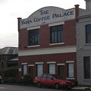 Yarra Coffee Palace, Yarraville