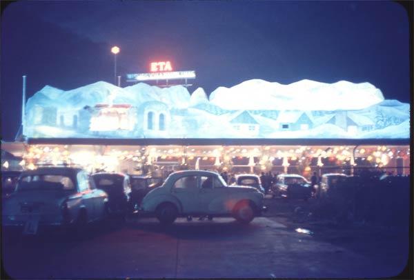 ETA factory Christmas lights