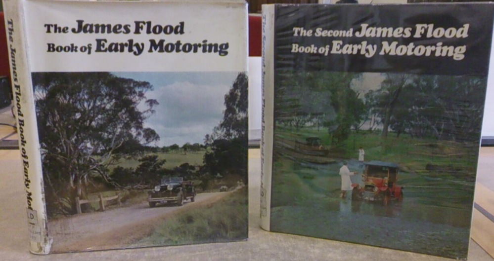 James Flood books of early motoring