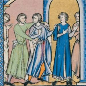 medieval murder