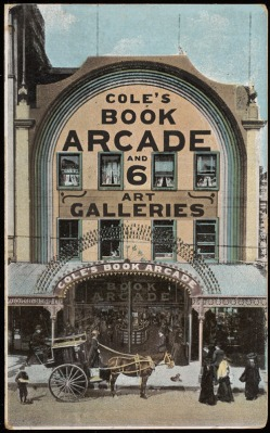 Cole's book-arcade