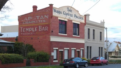 Yarra coffee palace