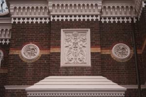 Flemington post office detail