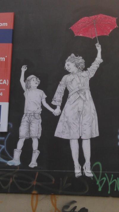Baby Guerrilla street art