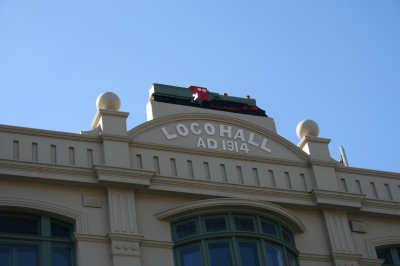 Loco Hall