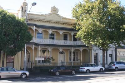 Victorian terrace