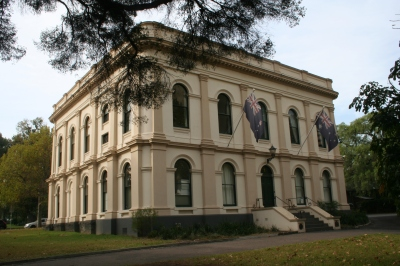 Headquarters of the Royal Society of Victoria