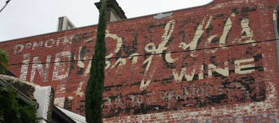 Dr Morse ghostsign