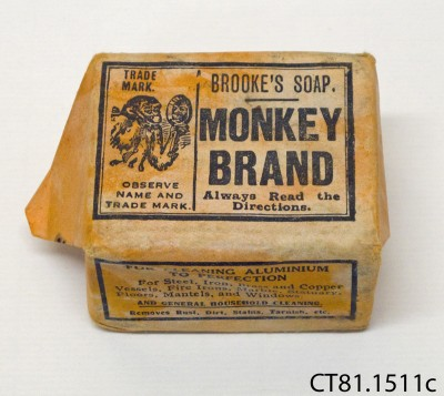 Monkey-soap