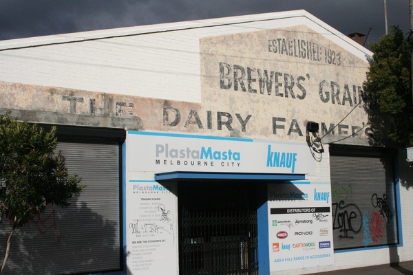 Brewers grains the dairy farmer's friend