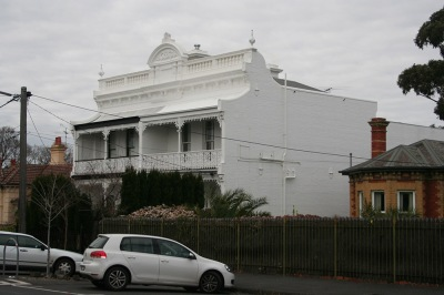 Victorian house clifton hill