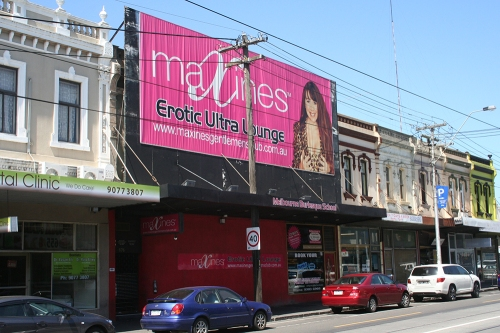 Maxines Erotic Ultra Lounge