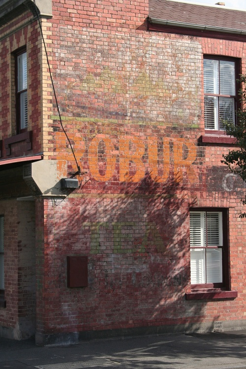 Park Street grocer with ghostsigns