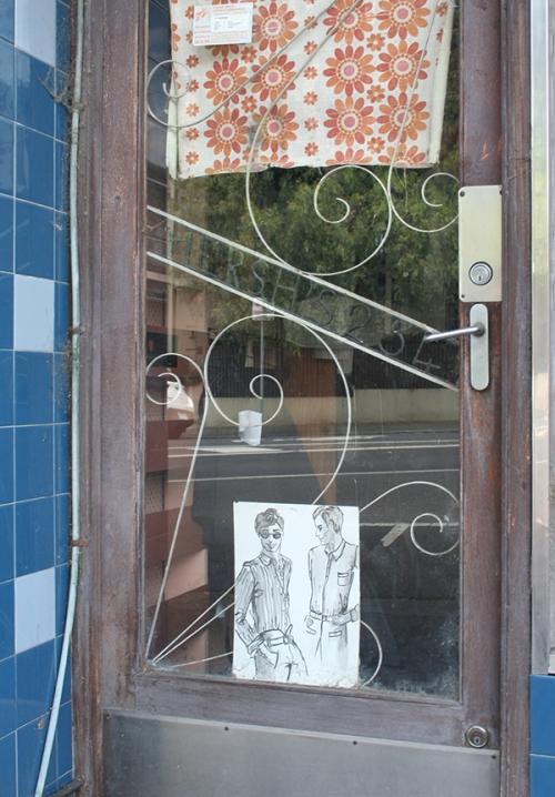 Hershs-door