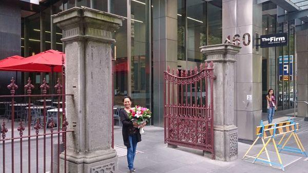 Rostella gates